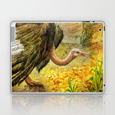 Ostrich Laptop & iPad Skin