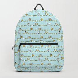 Hens, Chickens and Eggs Backpack