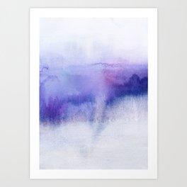 Subtle Horizon Art Print