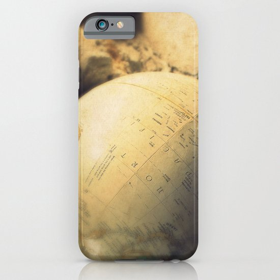 If I Could Travel The World iPhone & iPod Case