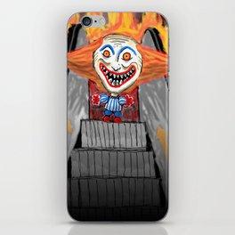 Sick Again - Scary Clown iPhone Skin