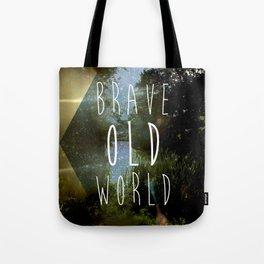 Brave Old World Tote Bag