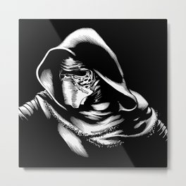 New Dark Side Metal Print