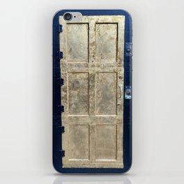 Golden Door iPhone Skin