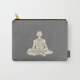 Peace. Everyone is Buddha! Carry-All Pouch