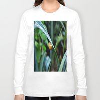 snail Long Sleeve T-shirts featuring Snail by  Agostino Lo Coco