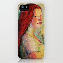Mary #2 iPhone Case