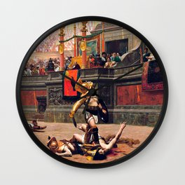 Thumbs Down - 1872 Wall Clock