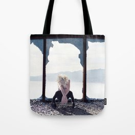 """Shattered"" Tote Bag"