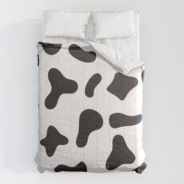 Cow Skin Texture Pattern Comforters