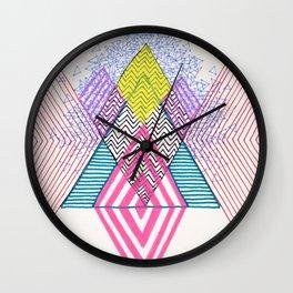 IC,LD Wall Clock