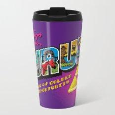 Greetings from Hyrule Metal Travel Mug