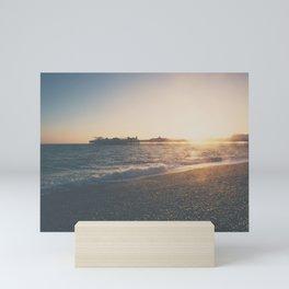 perfect light ... Mini Art Print