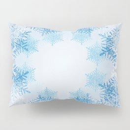 Frost on the Window Pillow Sham