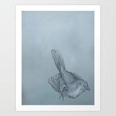 Longing Art Print