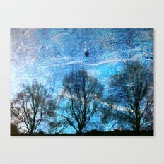 A Stormy Day Canvas Print