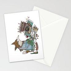 A Vinyl Christmas Stationery Cards