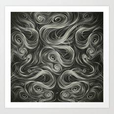 Portal I. Art Print