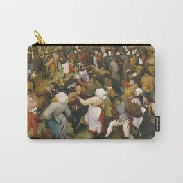 Pieter Bruegel I - The Wedding Dance Carry-All Pouch