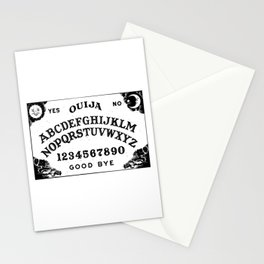 Cool ouija board designs  Stationery Cards