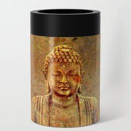 Sand Stone Sitting Buddha Can Cooler