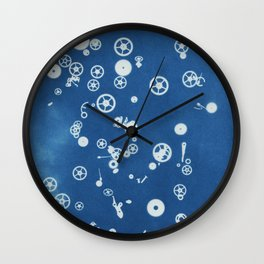 Clockwork II Wall Clock