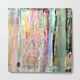 Colorful Bohemian Abstract 1 Metal Print