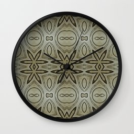 Infinity | Repeat Pattern Wall Clock