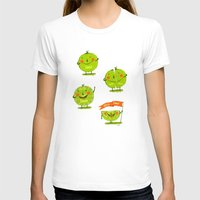 lime T-shirts featuring Lime emotions  by Lime