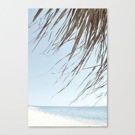 Beach spirit Canvas Print