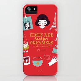 Amélie Poulain iPhone Case