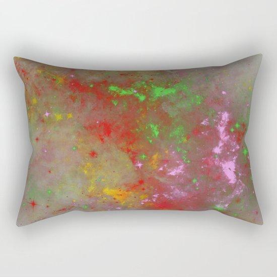 When Galaxies Meet Rectangular Pillow