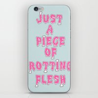 in the flesh iPhone & iPod Skins featuring flesh! by gasponce