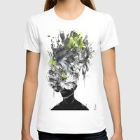 archan nair T-shirts featuring Taegesschu by Archan Nair