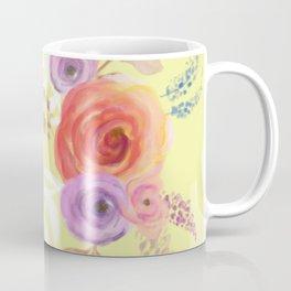 Floral Baby Coffee Mug