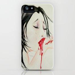 VORACIOUS iPhone Case