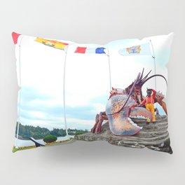 Shediac Lobster Pillow Sham