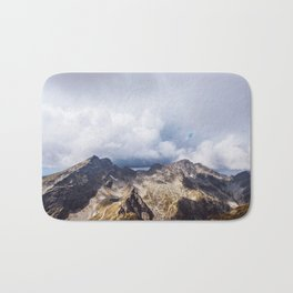 Storm is coming Bath Mat