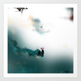 Abstract 1/100 Art Print
