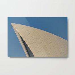 Sydney Opera House III Metal Print