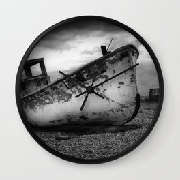 The Trawler Wall Clock