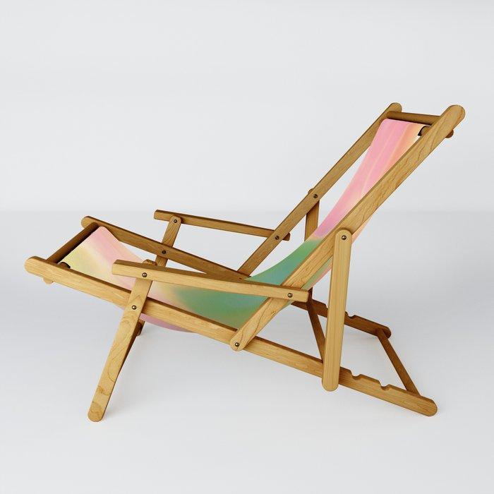 Gradient V Sling Chair
