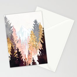 Wine Forest Stationery Cards