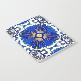 Azulejos - Portuguese Tiles Notebook