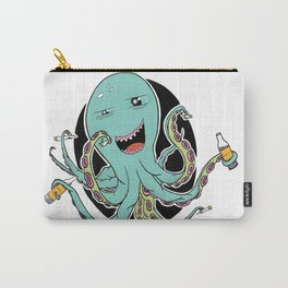 Octo Party Carry-All Pouch