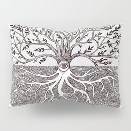 Tree of Life as above so below Pillow Sham