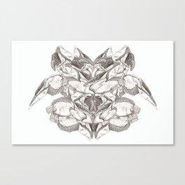 Guin Monster Canvas Print