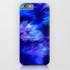 Anemone Wave Pixel iPhone 6s Slim Case