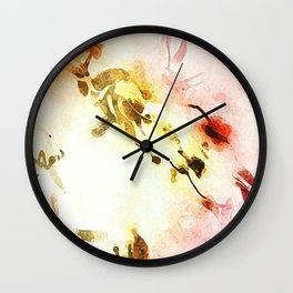 You are loved #3 Wall Clock