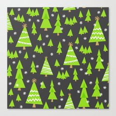 Jolly Forest Canvas Print